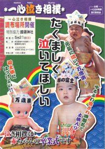 平成29年 泣き相撲