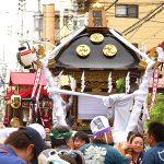 國領神社 秋季例大祭